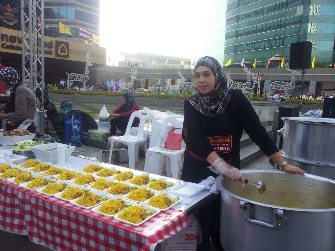 บริการ บุฟเฟ่ต์ ฮาลาล ด้วยมืออาชีพ รับประกันเรื่องความอร่อย