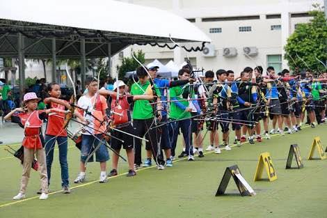 สมาคมยิงธนูแห่งประเทศไทย