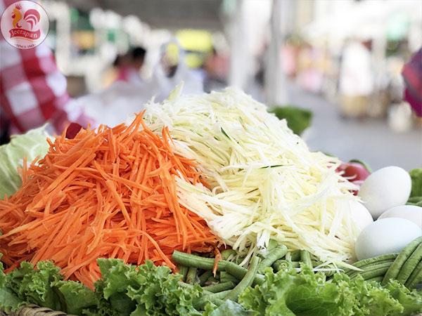 รับจัดเลี้ยงนอกสถานที่ รับออกร้านไก่ย่าง ส้มตำ อาหารไทย จัดเลี้ยง งานปีใหม่